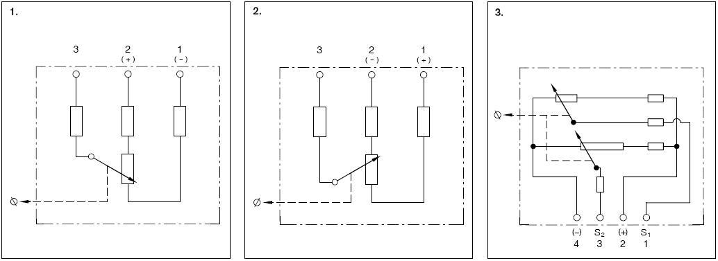 Электрическая схема ДПДЗ