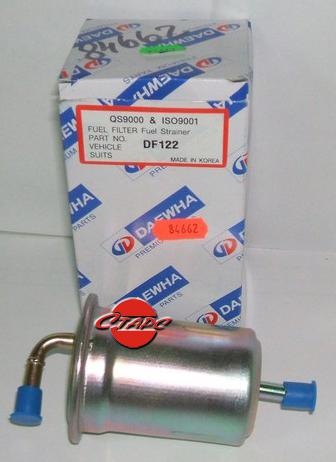 Фильтры топливные (бензин), сетки, крышки фильтров в бак - DF122